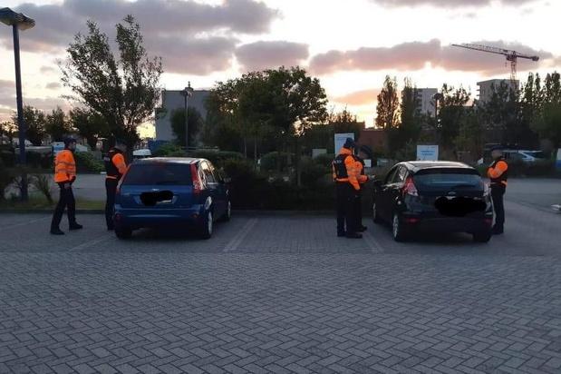 Acht keer positief bij alcoholcontrole in Bredene en De Haan