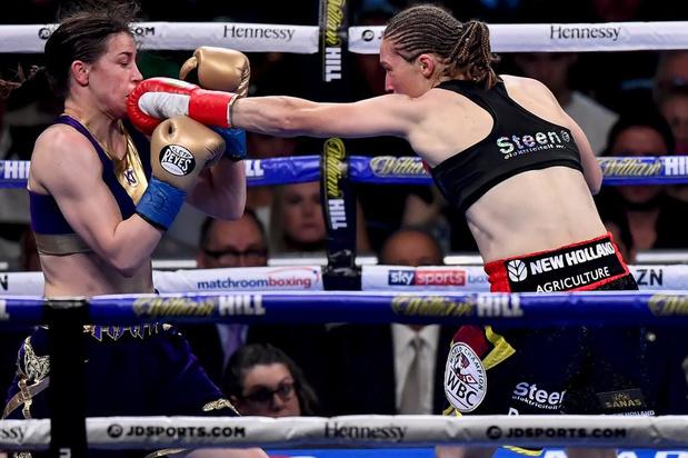 'Bestolen' Delfine Persoon rekent niet op rematch