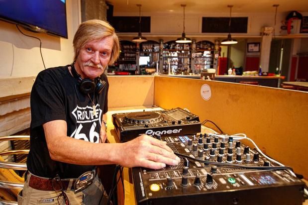"""DJ Jericho: """"Kan niet zat achter de discobar staan"""""""