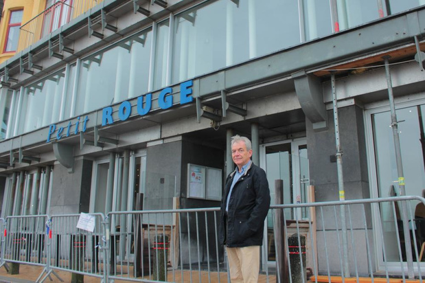 Blankenberge neemt afscheid van historisch Petit Rouge
