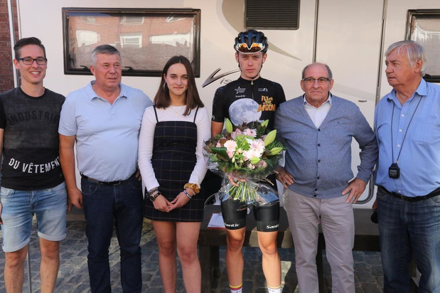 Nicolas Marthe is de snelste in Mesen