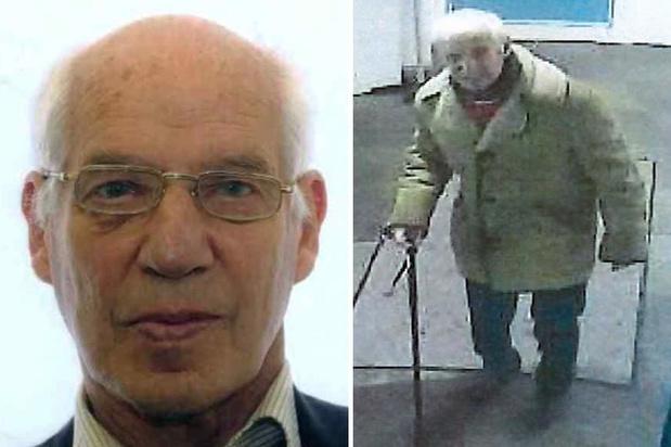 Wie heeft Louis Debackere (82) uit Brugge gezien?