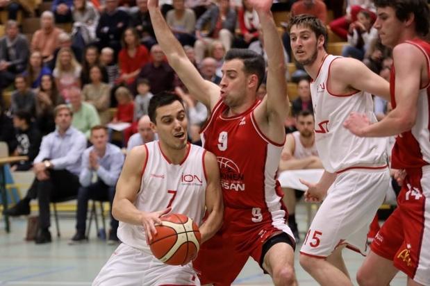 Basket Waregem wint van BBC Croonen Lommel