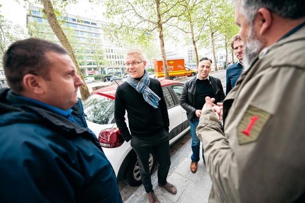 En visite d'entreprise avec... Georges Gilkinet