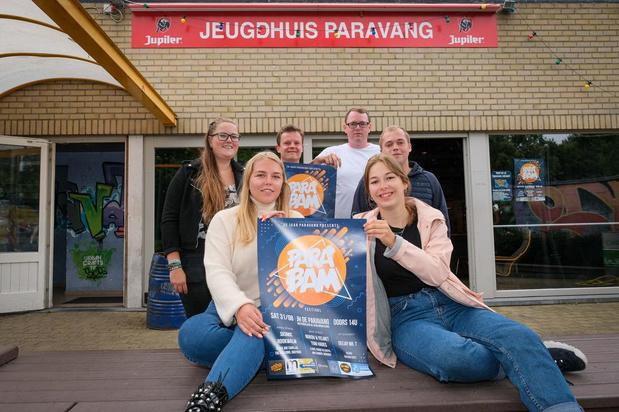 """Paravang viert 25 jaar met optredens en receptie: """"Festival voor én door jongeren"""""""