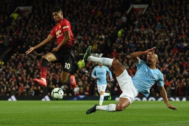 City gagne le 178e derby de Manchester et met la pression sur Liverpool