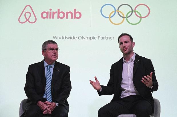 Airbnb, partenaire du CIO