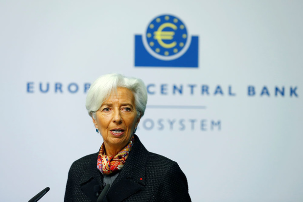 ECB houdt rente laag