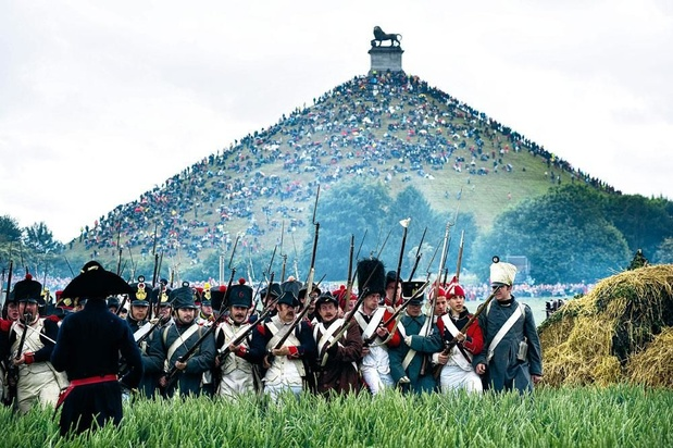 Le nouvel exploitant de la Butte du Lion veut miser sur la marque Waterloo...