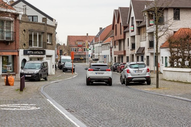 Heraanleg Dorpsstraat: hopen dat de inwoners naar de lokale bakker gaan...