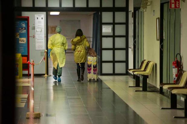 Coronavirus: Deux personnes rapatriées de Chine placées en quarantaine à Neder-over-Heembeek