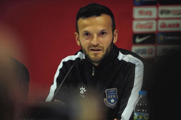 Samir Ujkani retourne en Italie