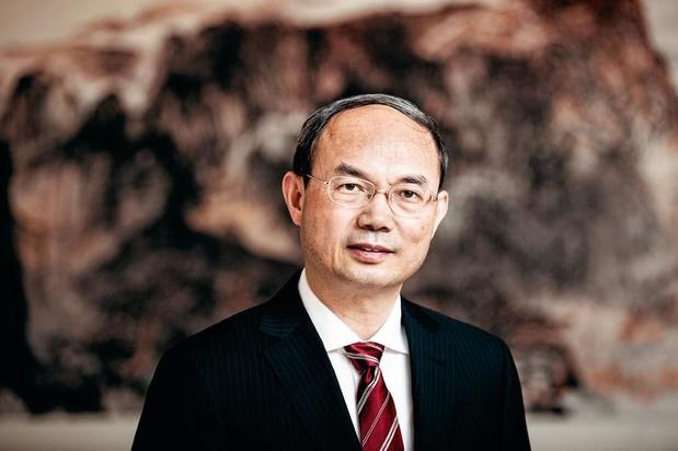 """Pour l'ambassadeur de Chine en Belgique, son """"pays ne peut pas être une menace pour l'Europe"""""""