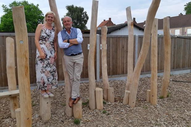 Filip verlaat Het Vlinderbos in Ooigem, Stefanie nieuwe directeur