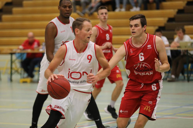 ION Basket Waregem zwaar onderuit tegen Lommel