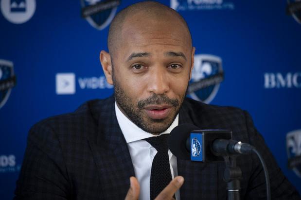 """Notre rencontre avec Thierry Henry: """"Tout comme moi, Romelu Lukaku est possédé par le foot"""""""