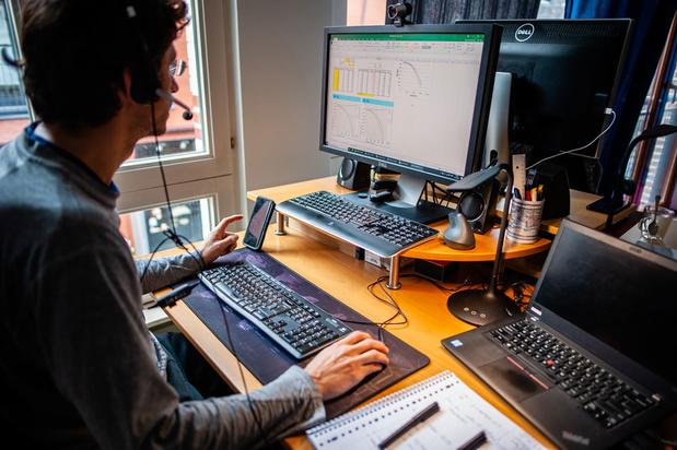 Microsoft bekijkt of thuiswerken permanent kan worden ingevoerd