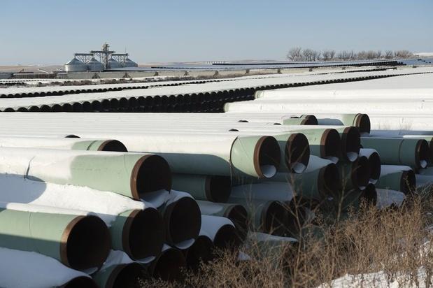 Joe Biden wil bouw van omstreden Keystone XL-pijplijn stopzetten