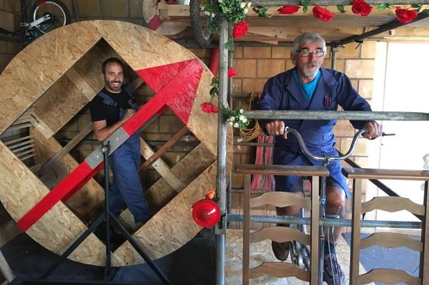 Krom-B brengt muzikaal kindertheater 'Gluurhuis'