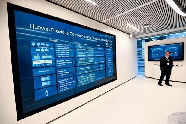 L'équipe de veto de Huawei