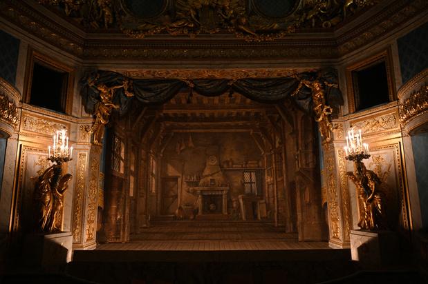 A Versailles, le théâtre de Marie-Antoinette se refait une beauté