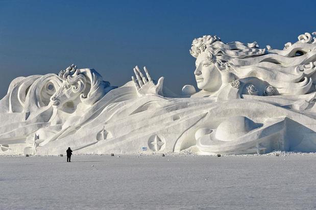 IJsparadijs Harbin