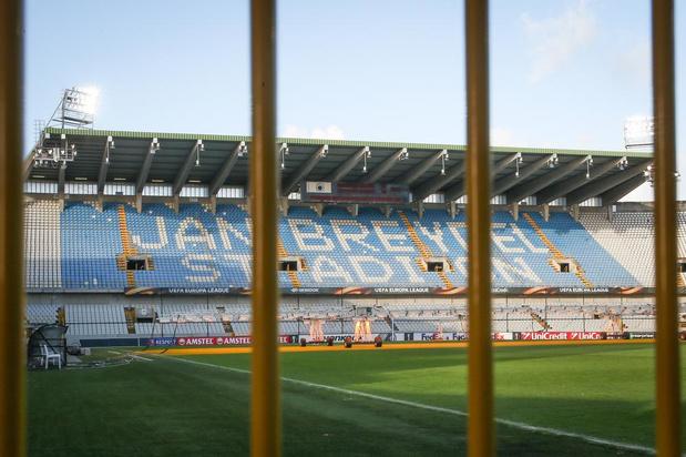Stadsbestuur Brugge investeert 140.000 euro in Jan Breydelstadion