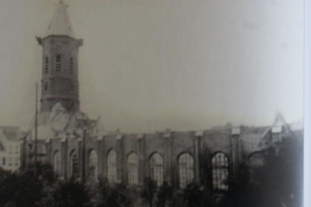 Kerkbrand van 1896 blijft tot op vandaag een mysterie