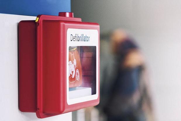 Une app pour localiser les défibrillateurs