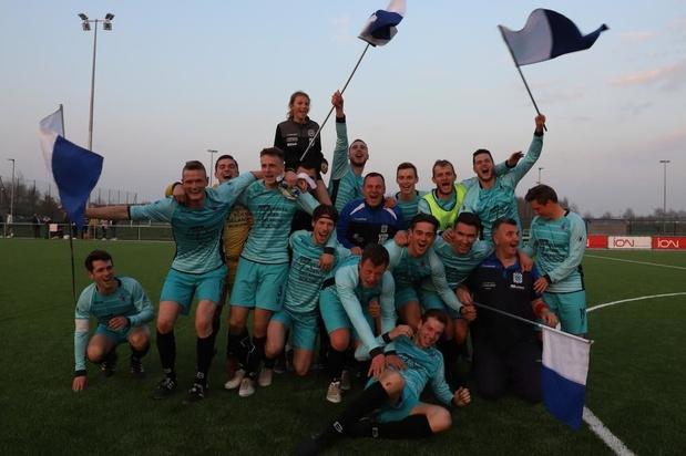 Merkem Sport is kampioen in 3de provinciale A!