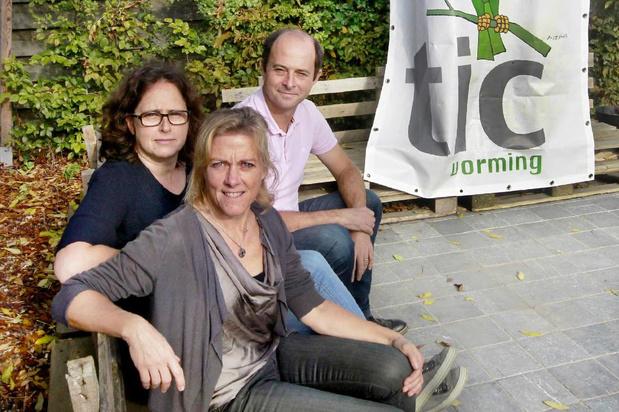 Zweeds is in trek bij Vorming TIC Rembert