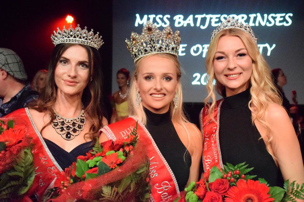 20-jarige Luna Timmerman uit Brugge is Miss Batjesprinses