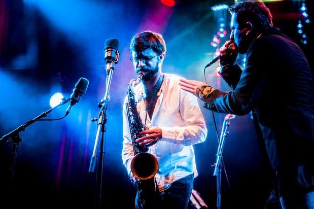 Ook Ceramic Dog, TaxiWars en Compro Oro naar Gent Jazz