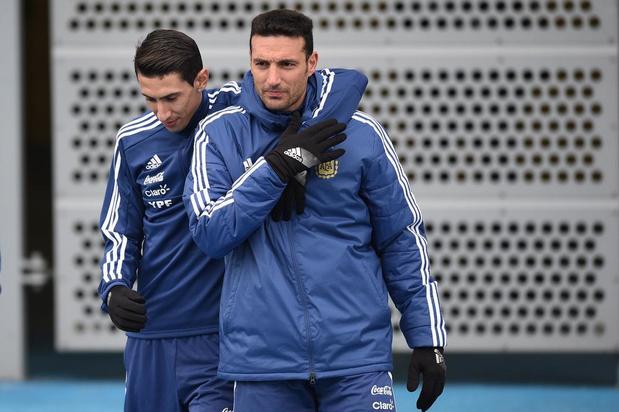 Angel di María past niet meer in de plannen van de Argentijnse bondscoach