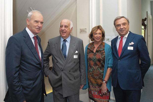 Club Lotharingen Etienne Davignon