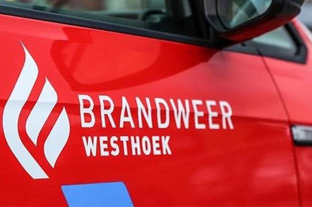 Brandpreventieadviseurs van brandweer Westhoek worden marktkramers