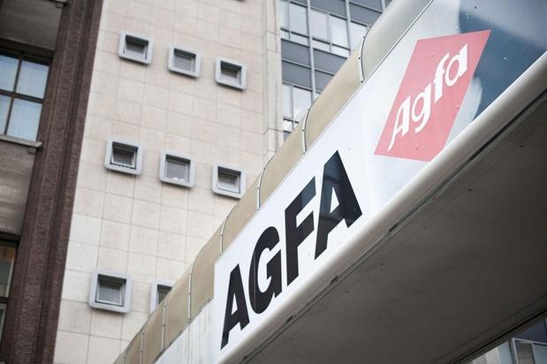 Agfa-Gevaert boekt vijfde minder omzet