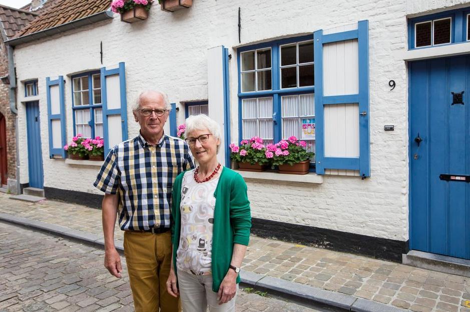 Binnenkijken bij Christine De Smet en Jan Casier: charmante woning achter mooie gevel