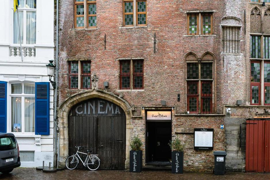 Toekomst van cinema 't Zwart Huis wordt bepaald vanuit de Brugse cel