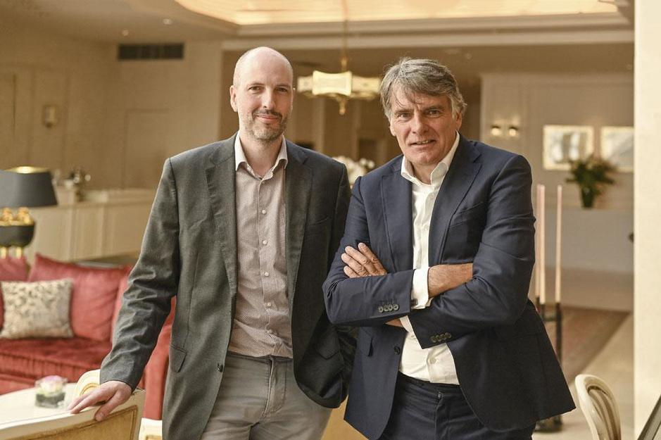 Vlaamse topondernemers Guido Dumarey en Bart Gruyaert investeren liever in Frankrijk dan bij ons