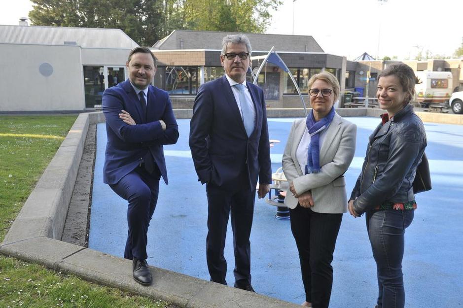 Bouw gloednieuw complex in Nieuwpoort kan starten in 2020