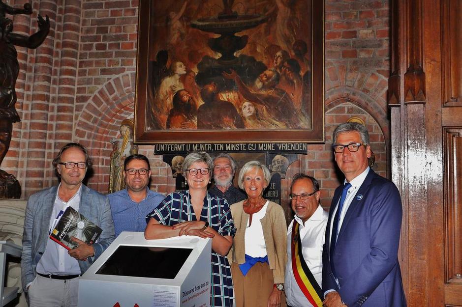 Veurne en Nieuwpoort richten schijnwerpers op Vlaamse Meester