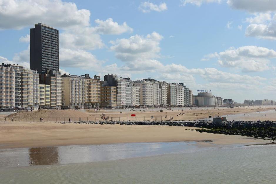 Europacentrum in Oostende: van toppunt van moderniteit naar toppunt van wansmaak