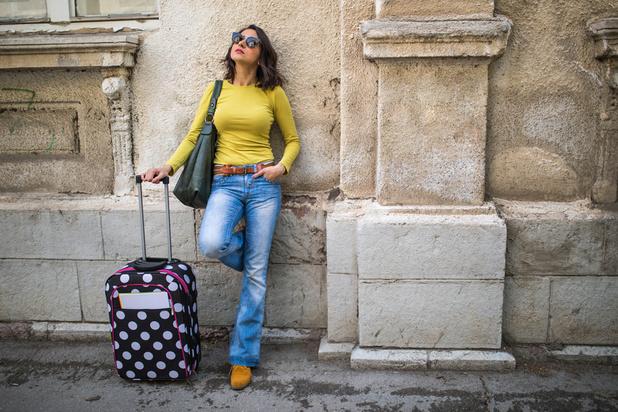 Enfin un moyen de ne plus s'encombrer de valises et sacs à dos en voyage