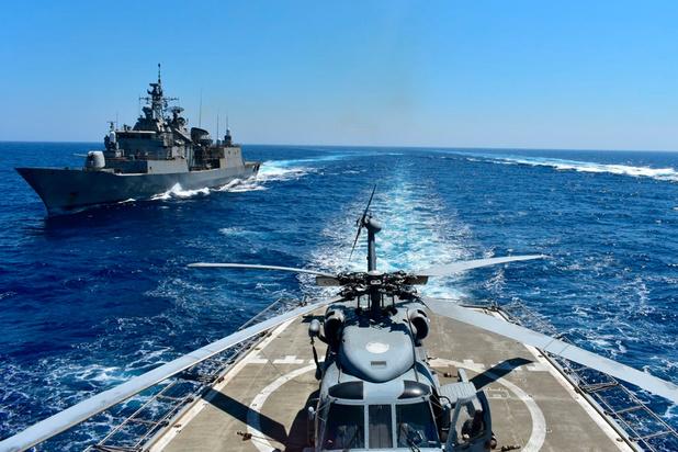 """Berlin appelle la Turquie à éviter toute """"provocation"""" en Méditerranée"""