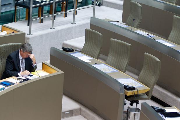 Vlaams Parlement geeft regering het vertrouwen, dinsdag herkansing voor debat