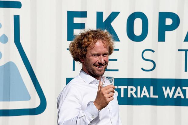 Ekopak maakt leasen van water mogelijk
