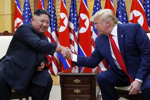 Noord-Korea: 'Opmerkingen van Trump wekken haatgolven op'