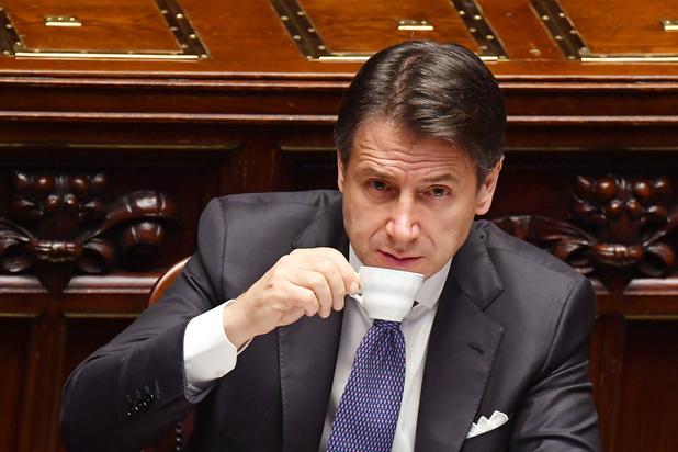 Italië: regering Conte overleeft ook vertrouwensstemming in Senaat
