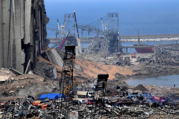 Explosion au Liban: les pertes pourraient s'élever à plus de 8 milliards de dollars